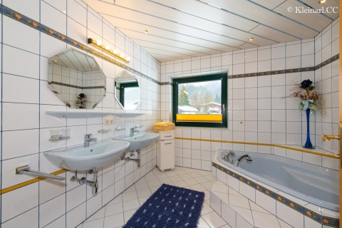 Foto Badezimmer in Appartement 2
